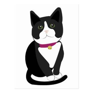 Cute Kitty Post Card