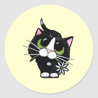 Cute Kitty Sticker