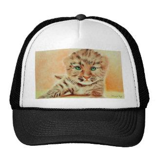 CUTE KITTY!!! TRUCKER HAT
