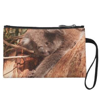 Cute koala 1214 wristlet purses