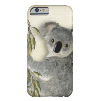 Cute Koala Barely There iPhone 6 Case