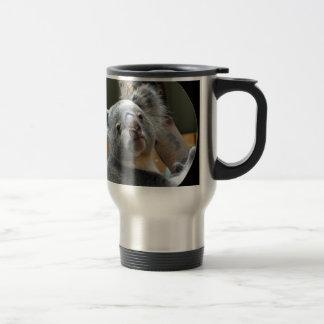 """Cute koala bear"" 15 Oz Stainless Steel Travel Mug"