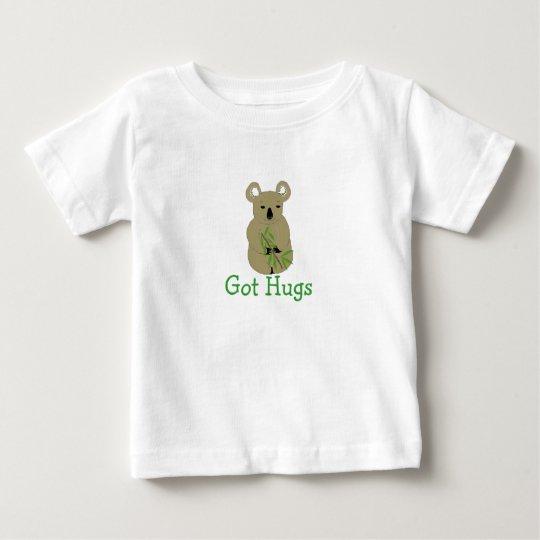 Cute Koala Bear Baby T-Shirt