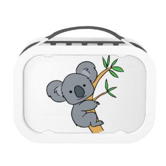 Cute Koala Bear Lunch Box