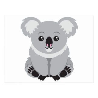 Cute Koala Bear Postcard