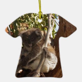 Cute Koala Bears Aussi Outback Safari Nature Art Ornaments