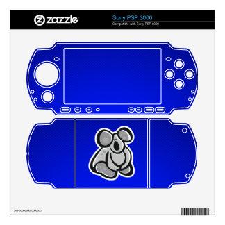 Cute Koala; Blue Sony PSP 3000 Skins