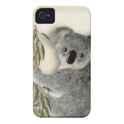 Cute Koala iPhone 4 Cover