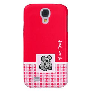 Cute Koala Galaxy S4 Cover