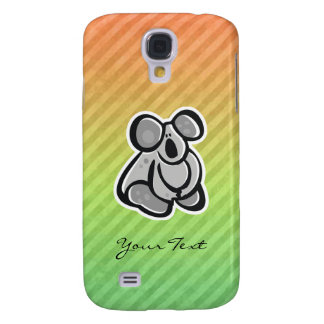 Cute Koala Design Samsung Galaxy S4 Cover