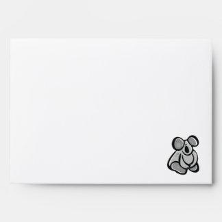 Cute Koala Design Envelope
