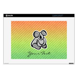 Cute Koala Design Skins For Laptops