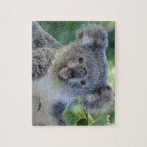 Cute koala jigsaw puzzle