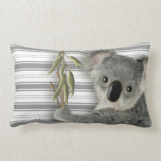 Cute Koala Lumbar Pillow