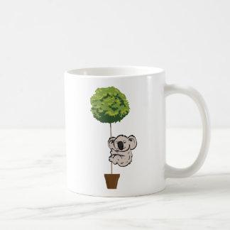 Cute Koala on the Tree Coffee Mug