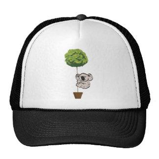 Cute Koala on the Tree Trucker Hat