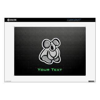 "Cute Koala; Sleek Decal For 15"" Laptop"