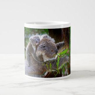 Cute Koalas 20 Oz Large Ceramic Coffee Mug