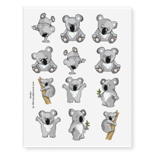 Kids Temporary Tattoos Zazzle