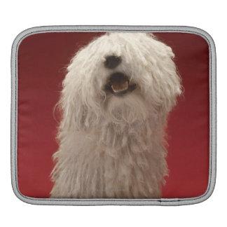 Cute Komondor Dog iPad Sleeve