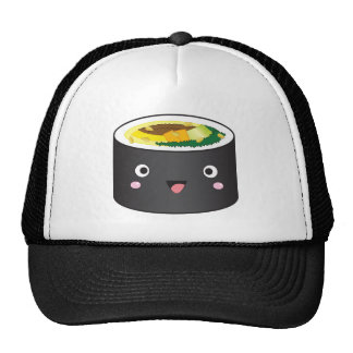 Cute Korean Gimbap Trucker Hat