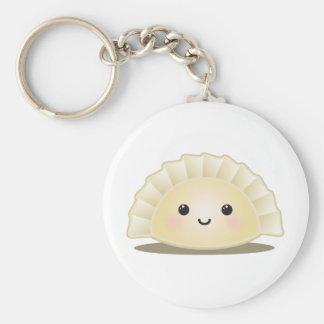 Cute Korean Mandu Keychain