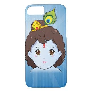 Cute Krishna iPhone 7 Case