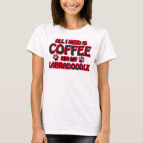 Cute Labradoodle Gifts I Love a Labradoodle Mom T-Shirt
