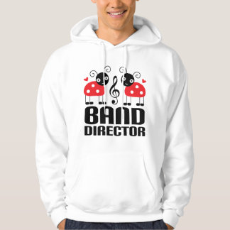 Cute Labybug Band Director Design Hoodie