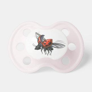 Cute Lady Bug Pacifier