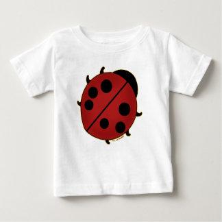 Cute Ladybug Baby Tees