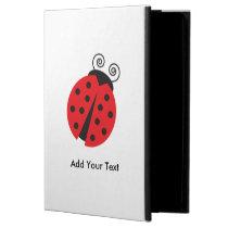 Cute Ladybug Drawing Powis iPad Air 2 Case