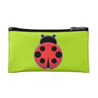 Cute Ladybug Makeup Bag