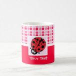 Cute Ladybug Mugs