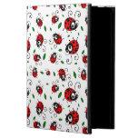 Cute ladybug pattern iPad air covers