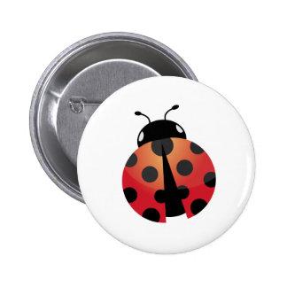 Cute Ladybug Pin