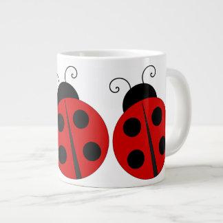 Cute Ladybug Specialty Mug