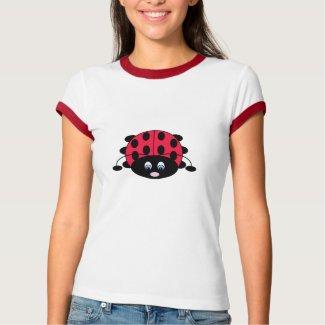 Cute Ladybug T-Shirt shirt