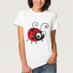 Cute Ladybug Tee Shirt