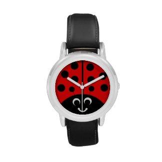cute ladybug watch