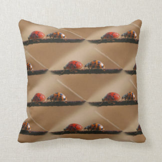 Cute Ladybugs American MoJo Pillow