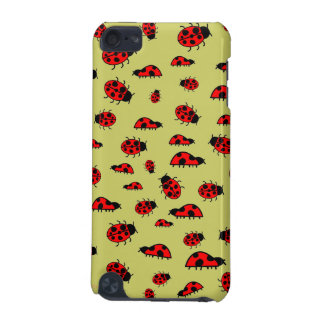 Cute Ladybugs Images Custom Cases iPod Touch 5G Cases