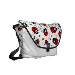 Cute ladybugs pattern bag messenger bag