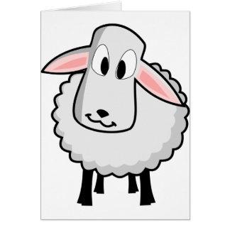 Cute Lamb Cards