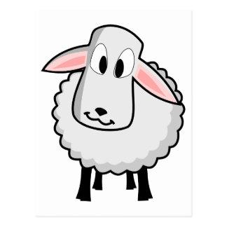 Cute Lamb Post Cards