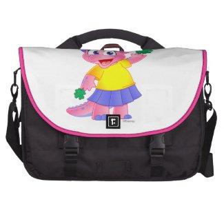 Cute Laptop Bag (Savannah Dino)