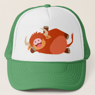 82c86cd7376 Cute Highland Cow Cartoon Gifts on Zazzle