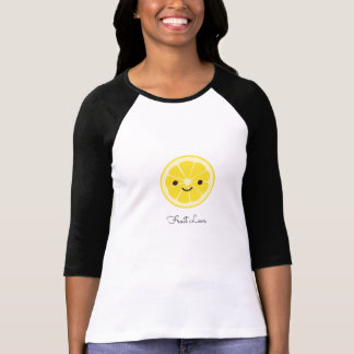 Cute Lemon Fruit Love T-Shirt