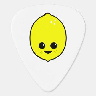 Cute Lemon Guitar Pick