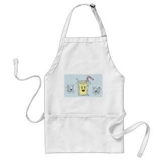 Cute Lemonade - Apron (Distress)